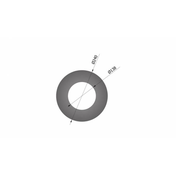 Rosette Ø 130 mm