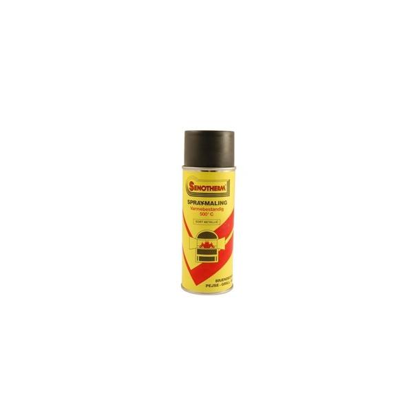 Senotherm pejsemaling - spray 400 ml.