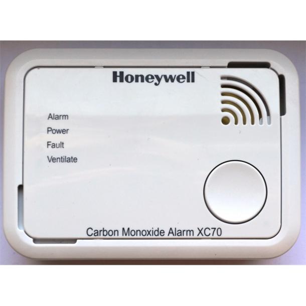 Kuliltealarm Honeywell XC70