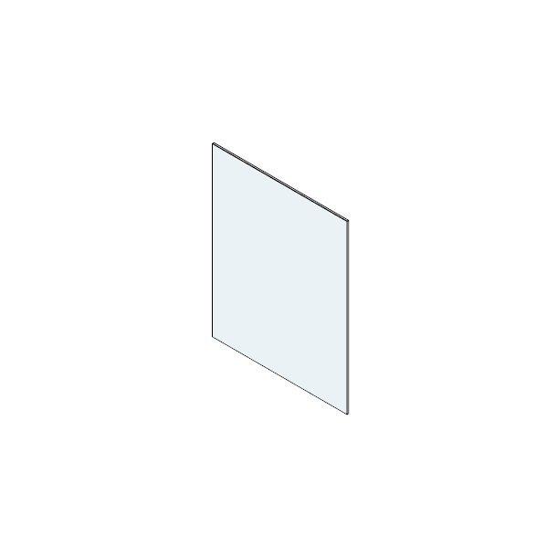 Glas m/pakning FACE/EGO