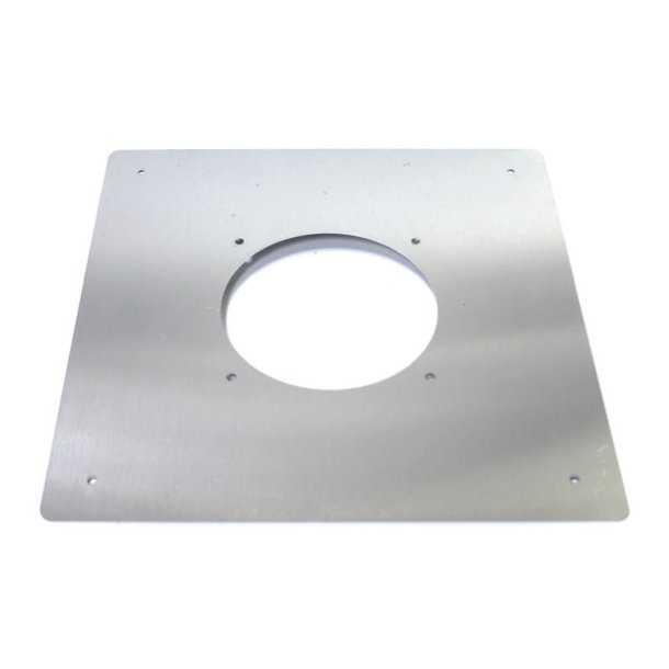 Bundplade til Aspirotor Ø115-180 mm