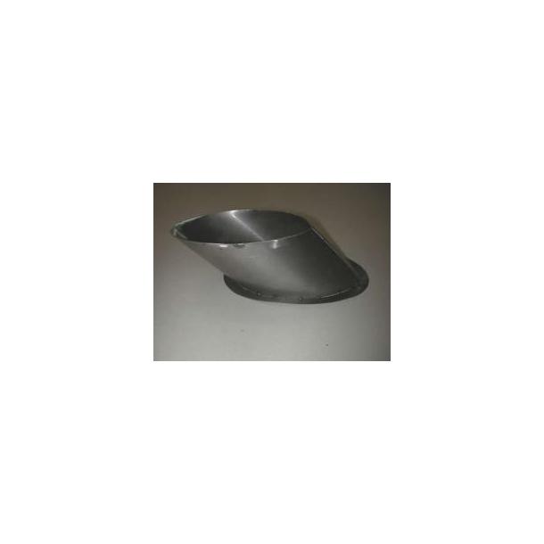 Skrå muffe Ø 150 mm - 22 gr.