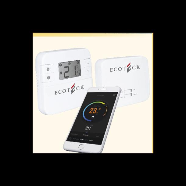 Ecoteck trådløs wifi-termostat